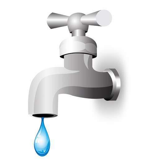 Water Faucet Vector by Water Tap Free Vector 4vector