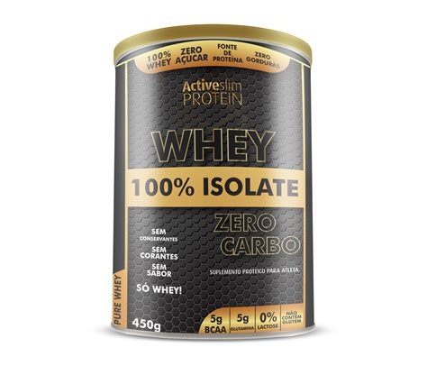 Whey Isolate 100 whey 100 isolate activeslim