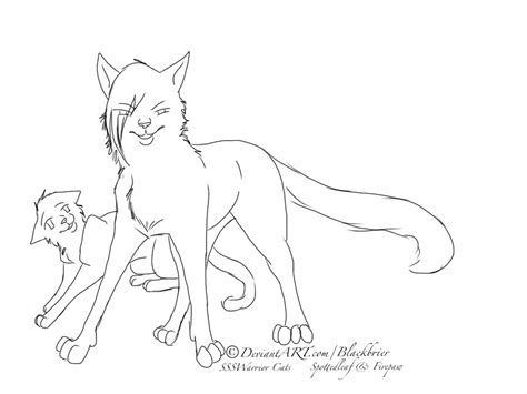 coloring pages of warrior cats warrior cats fighting coloring pages coloring pages