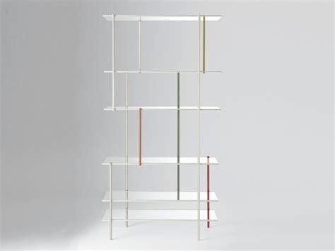 librerie in alluminio libreria modulare in alluminio drizzle gallotti radice