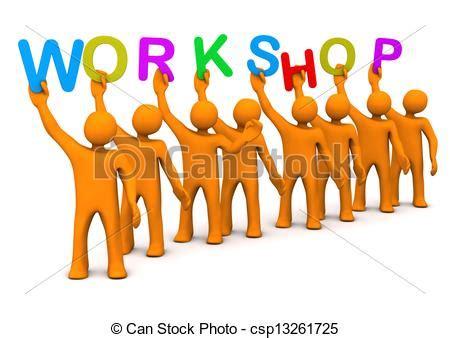 werkstatt clipart clip werkstatt manikins orange karikatur