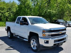 Chevrolet 2500hd 2016 Chevrolet Silverado 2500hd Lt White Tom Smith