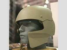Personal Gear at the Modern Day Marine Expo Future Battle Helmet