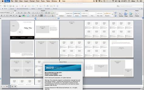 4 fold brochure template word new square 4 fold brochure mockup