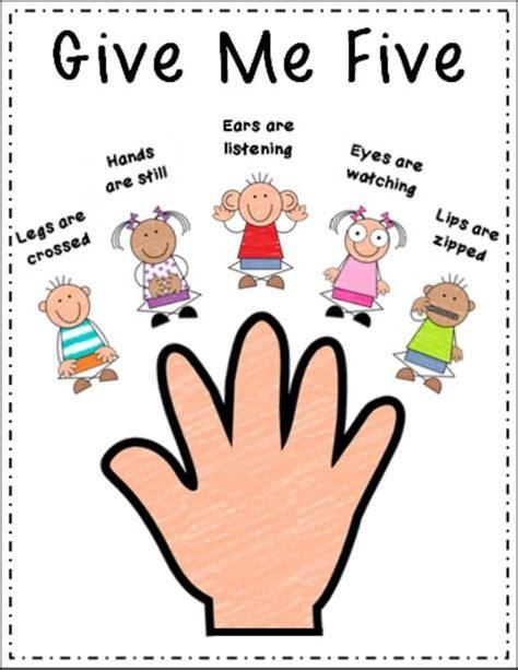 Positive Behaviour positive behavior and procedures in the classroom clip
