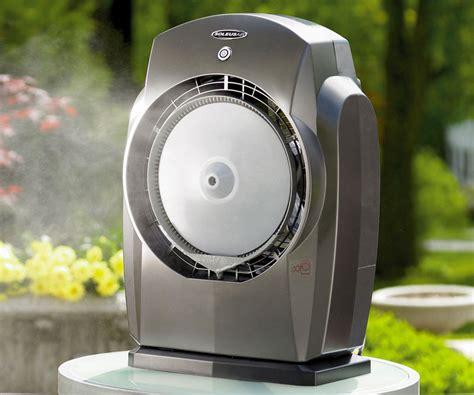 lasko misto outdoor misting fan humidibreeze portable misting system dudeiwantthat com