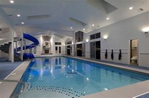 Light Grey Walls 50 indoor swimming pool ideas taking a dip in style