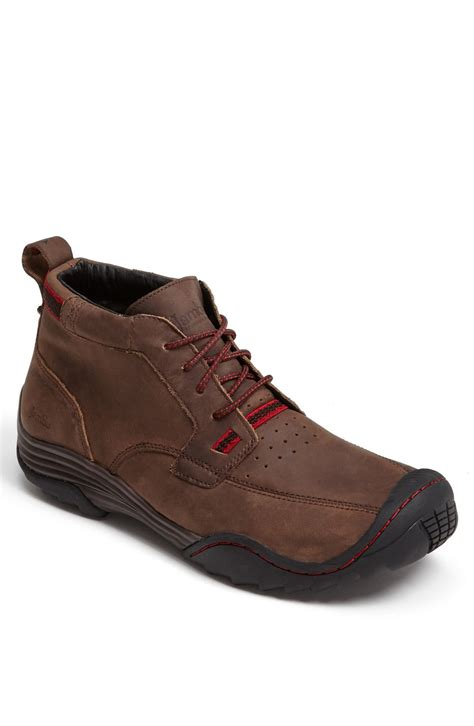 jambu boots jambu andy hiking boot in brown for lyst
