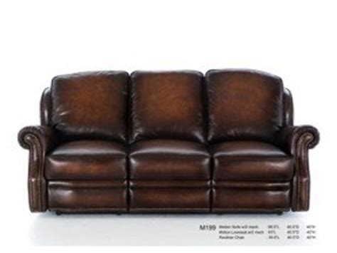 Furniture Warehouse Lyman Sc by Leather Recliner With Nailhead Trim Foter