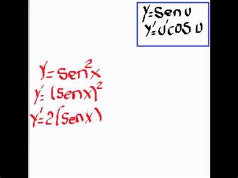 derivada de coseno cuadrado area rectangulo cubico formula videos videos