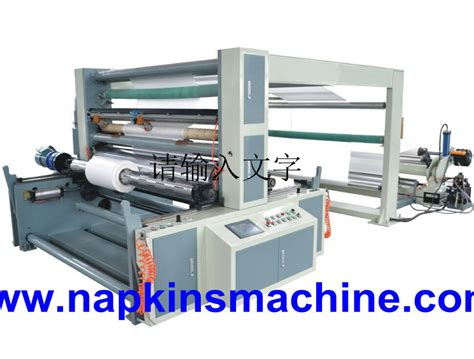 Paper Roll Machine - self adhesive paper roll slitting machine paper