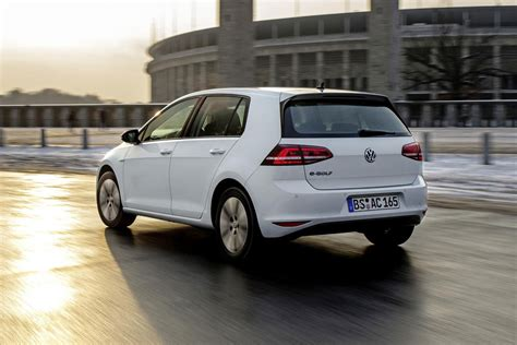 volkswagen e volkswagen e golf 2014 carbuyer