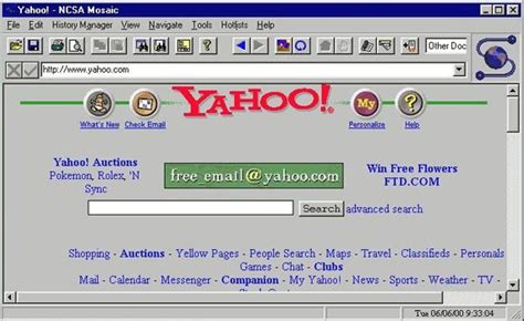 yahoo web page layout page not found error 404 web design professionals