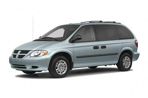 dodge minivan specs 2005 dodge caravan information