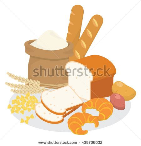 carbohydrates symbol carbohydrate foods stock images royalty free images