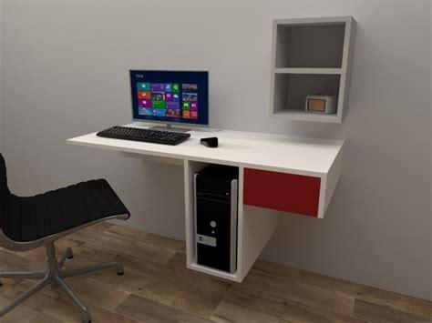 escritorios flotantes para pc las 25 mejores ideas sobre escritorio flotante en