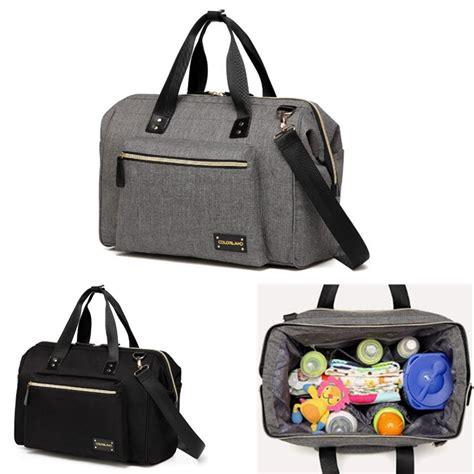Baby Bag Travelling Baby Bag Large baby bag nappy bag travel mummy handbag shoulder crossbody bags large new ebay