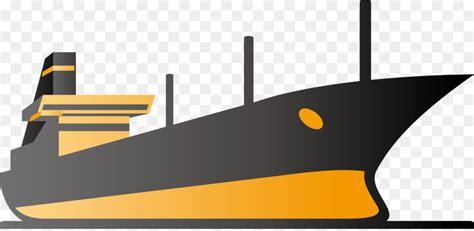 cargo ship maritime transport freight transport cartoon