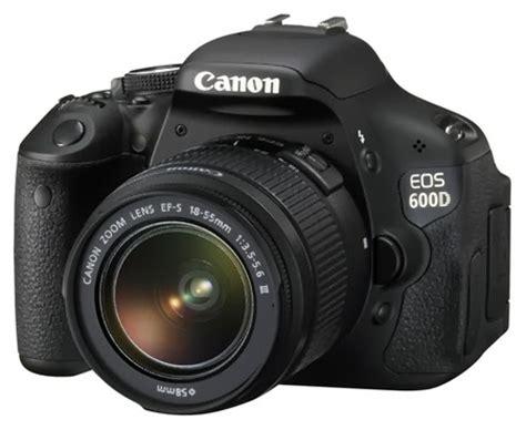 Kamera Canon 600d Tahun spesifikasi kamera canon 600d harga dan spesifikasi