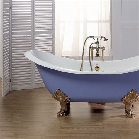 vasca da bagno piedini vasca da bagno in ghisa smaltata e verniciata con piedini