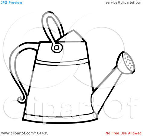 13 Images Of Watering Can Coloring Page Printable Watering Can Coloring Page Watering Can Can Coloring Page