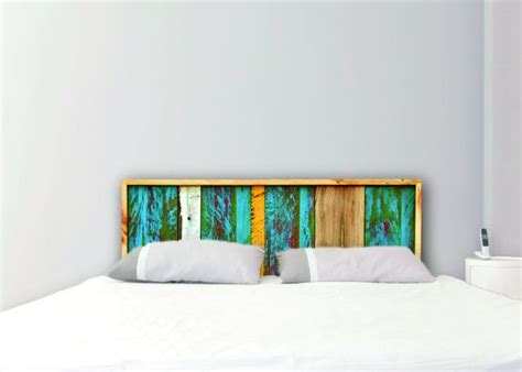 painted headboard modern bed headboard painted wood