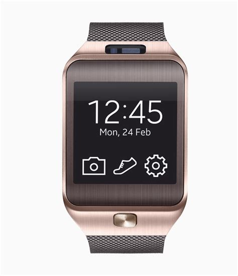samsung gear 2 samsung introduces tizen based gear 2 and gear 2 neo
