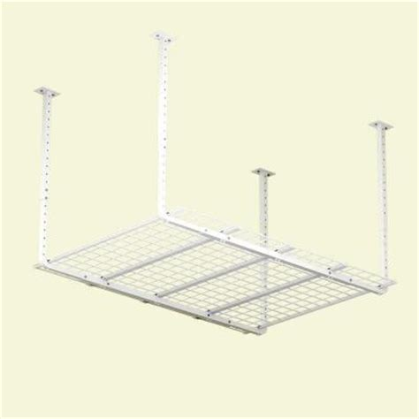 ceiling storage unit hyloft 60 in x 45 in adjustable height pro ceiling