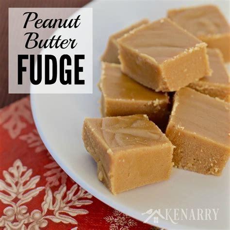 best fudge recipes peanut butter fudge