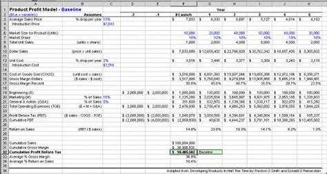 Roi Spreadsheet Exle 3 forward steps to calculating roi potential and
