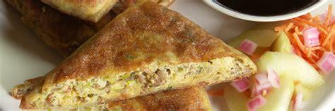 martabak telor kokkie slomo indische recepten