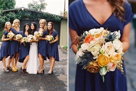 Backyard Wedding Colors Autumn Backyard Wedding Mike Green Wedding