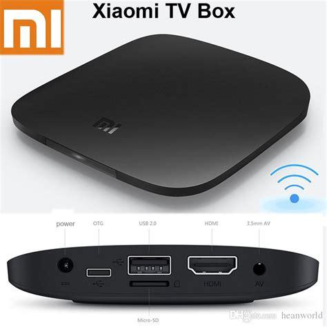 Xiaomi Mi Box 3 International Android Tv Box Terrlaris Stok 2015 xiaomi mi tv 3 android 4k mi box 1gb 4gb