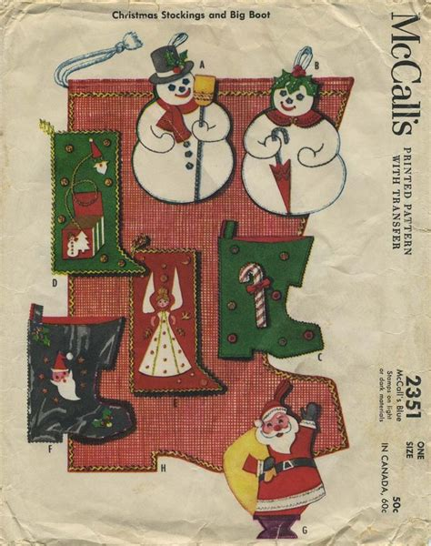 vintage holiday pattern 10 best my vintage christmas sewing patterns images on