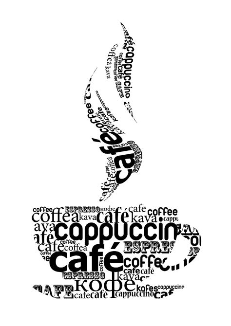 Sticker Coffee Shop diy coffee cups sign decal vinyl sticker window shops pubs hotels cafes offices bars in wall