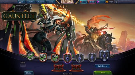 Is Eternal eternal card android apps on play