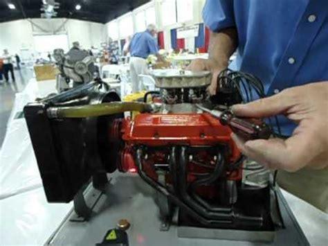 working mini v8 engine kit miniature v8 model engine worlds smallest most detailed