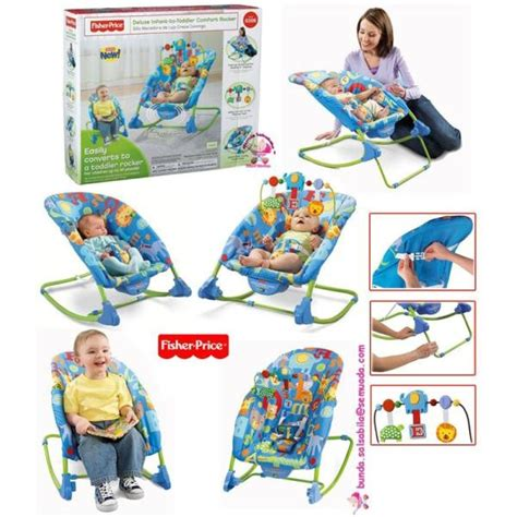 Labeille Infant To Toddler Rocker Ayunan Bouncer Bayi Limited jual fisher price deluxe infant to toddler comfort rocker blue item id 1382 harga rp