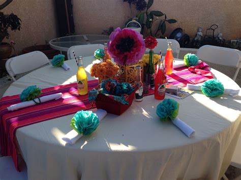 mexican themed quinceanera ideas 40th birthday mexican fiesta party being creative