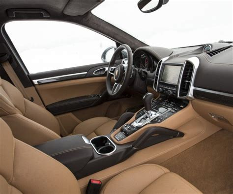 porsche cayenne interior 2017 2017 porsche cayenne coupe release date specs and pictures
