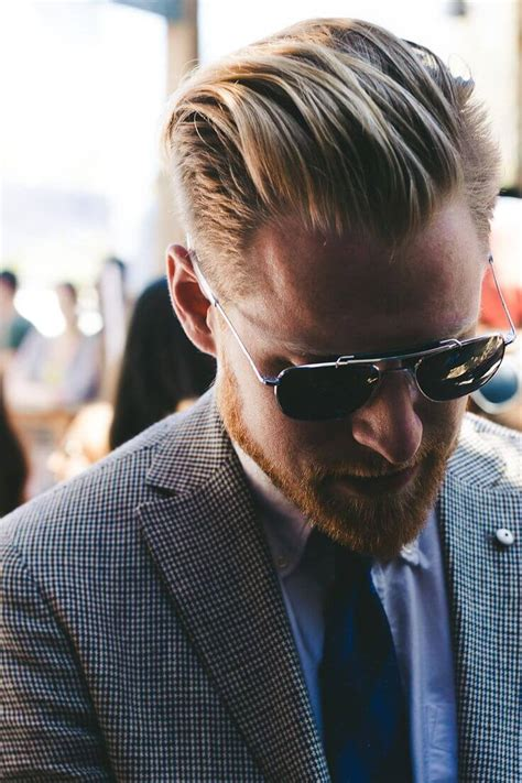hairstyles that go well with beards haircuts that go with beards