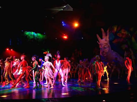 best cirque du soleil in las vegas las vegas which cirque du soleil show should i