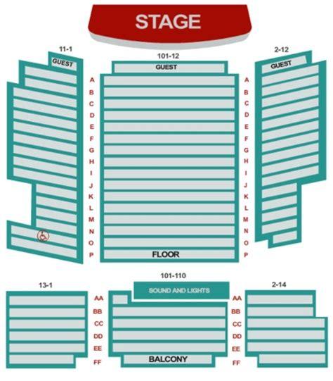 arlington theater seating chart regent theatre tickets and regent theatre seating charts