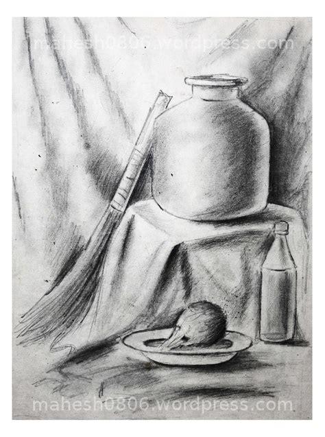 Sketches In Stillness by Artworks Mahesh Deshpande Page 2