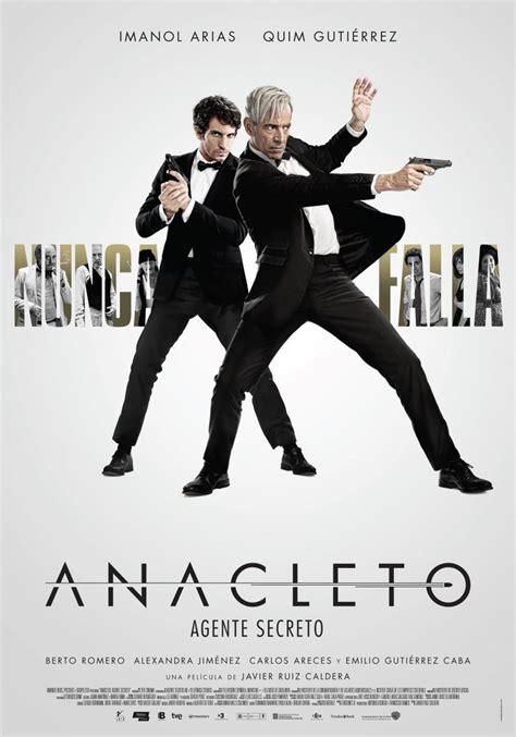 anacleto agente secreto 2015 filmaffinity