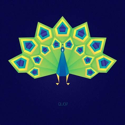 beautiful pattern using different shapes geometric animal wallpaper wallpapersafari
