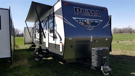 2 bedroom park model rv 2017 puma 39pqb 2 bedroom park model trailer c out rv