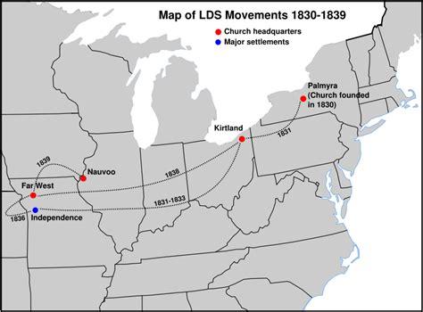 lds maps albert miner an original mormon miner descent