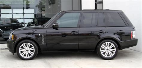 land rover range rover hse luxury package stock