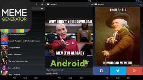 Meme Generator For Android - download meme generator apk torrent eu sou android